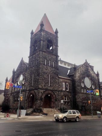 Trinity St. Paul's United Church