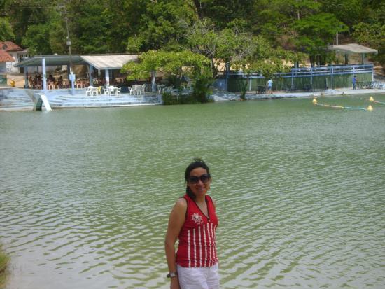 Ilha de Itamaraca, PE: Lagoa Azul