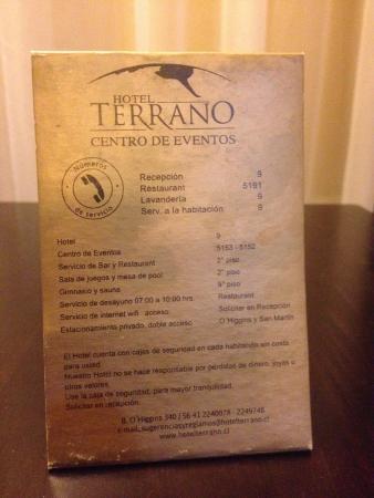 Hotel Terrano : photo0.jpg