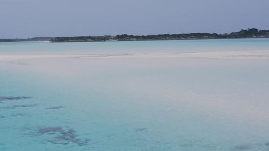 Exuma Cays Land and Sea Park: En medio del Caribe!!