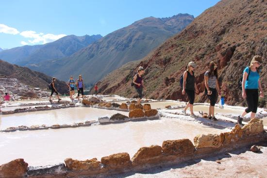 Adventure Heart Peru: Sacred Valley, Salineras