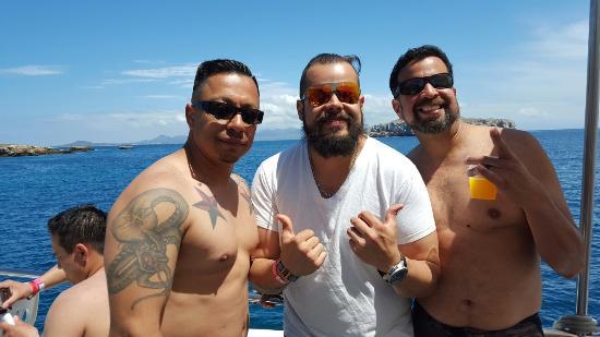 Nayarit, Mexiko: Trip to marietas islands