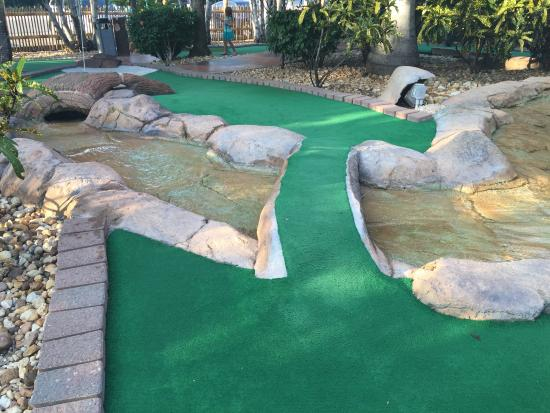 Boondocks Miniature Golf