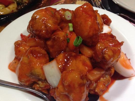 Greenwood, Australia: Sweet & Sour Pork $18.50