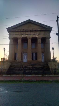 Bank at Old Shawneetown