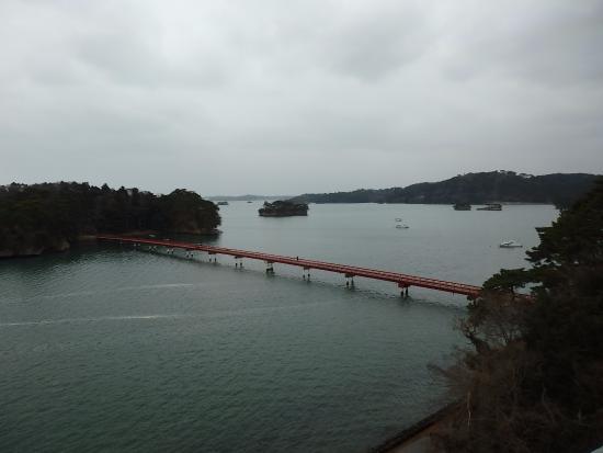 Hotel Zekkeinoyakata: 部屋からの眺め