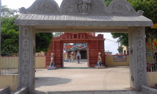 Dhamara Temple