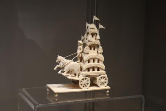 Art Museum Riga Bourse: слоновая кость, Индия