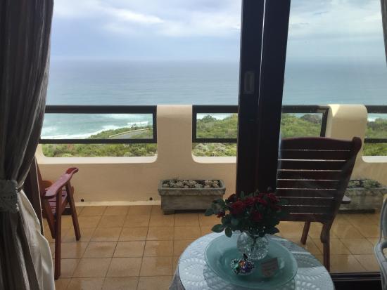 Dana Bay B&B Guest House: Honeymoon Suite Balcony