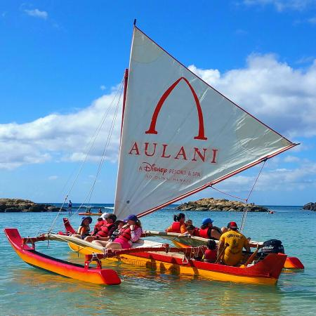 Hawaiian Ocean Adventures: Disney Aulani