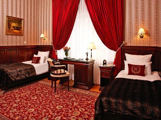 Hotel Villa Achenbach: Classic Doppelzimmer getrennte Betten