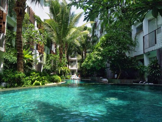 Main pool is just as inviting - This photo of The Akmani Legian, Bali is courtesy of TripAdvisor