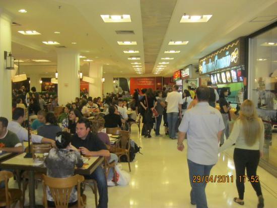 Shopping Patio Paulista: Food Court