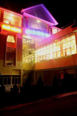 Memories Hotel: hình ảnh khách sạn về đêm