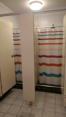 hot powerful showersw