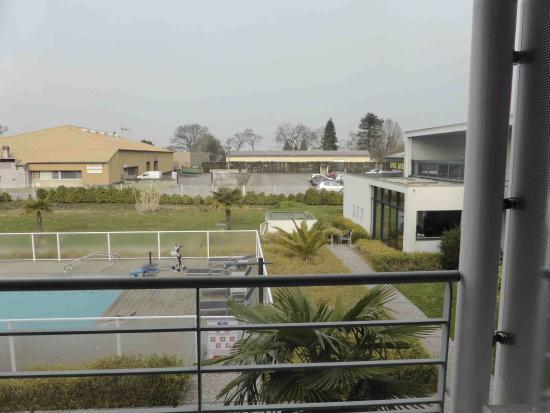 Hotel Eden Park : l'environnement de ZA
