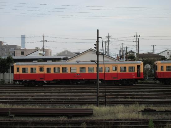 小湊鐵道 - 列車