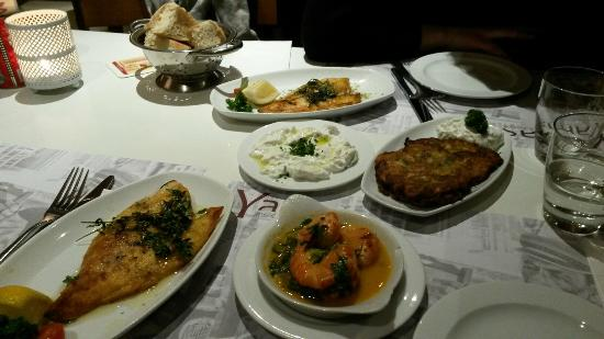 . 20160221 195215 large jpg   Picture of Yamas meze restaurant