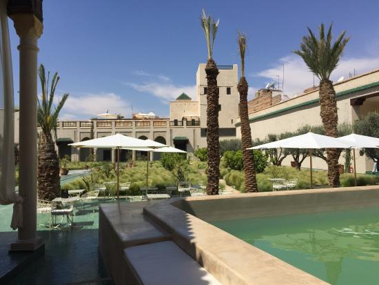 Le jardin secret picture of le jardin secret marrakech for Le jardin secret
