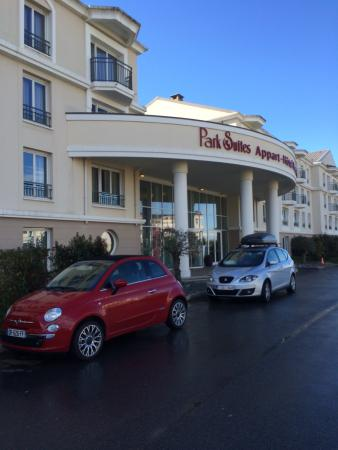 Park suites marne la vall e val d europe picture of for Appart city europe