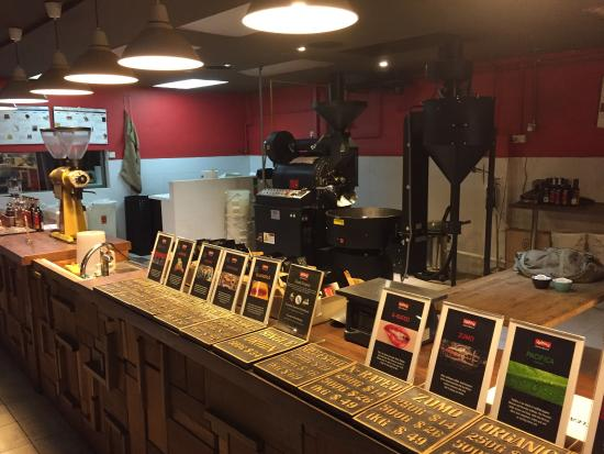 Yahava For Coffee Connoisseurs Review Of Yahava Koffeeworks Singapore Singapore Tripadvisor
