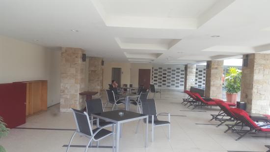 koridor lantai 5 picture of lombok plaza hotel convention rh en tripadvisor com hk