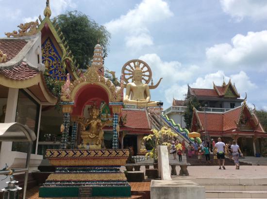 Μποφούτ, Ταϊλάνδη: Side views