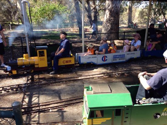 Wilson, Australia: Niana station