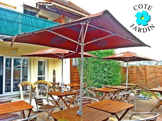 C t jardin french restaurant 115 grande rue in - Restaurant cote jardin lac 2 ...