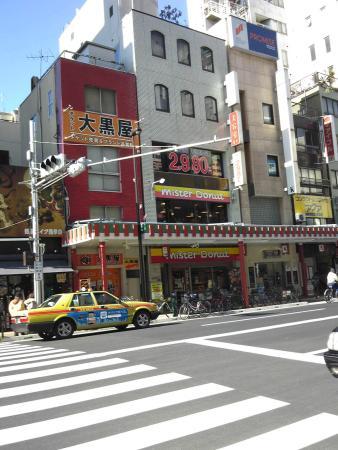 ミスタードーナツ 東武浅草ショップ