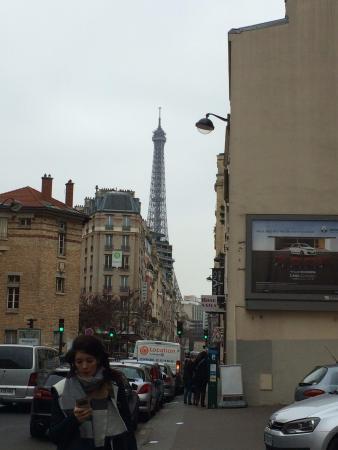 Bilde fra Eiffel Saint Charles