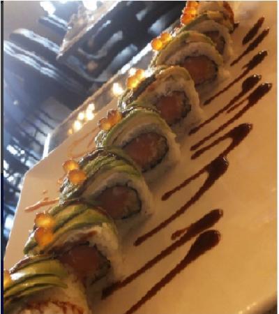 Uno dei tipi di sushi della casa picture of kimuya for Tipi di case in italia