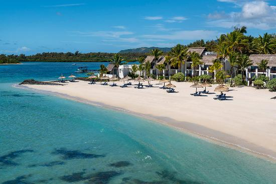Shangri-La's Le Touessrok Resort & Spa, Mauritius: Our beautiful coral wing