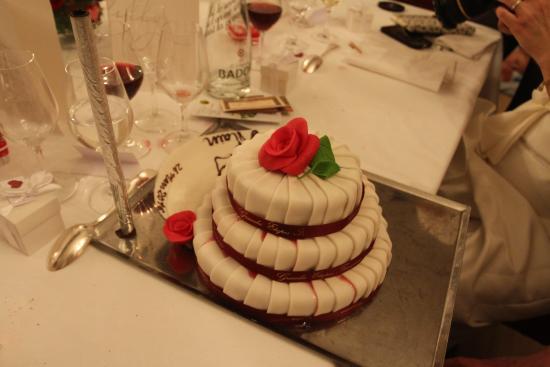notre joli gâteau
