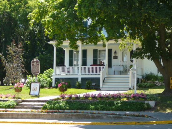 Fish Creek, WI: Alexander Noble House Museum
