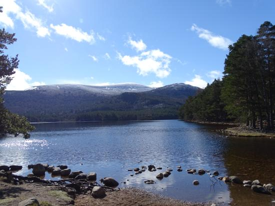 Aviemore, UK: Water side