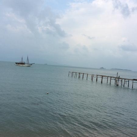 Μποφούτ, Ταϊλάνδη: Beautiful ocean