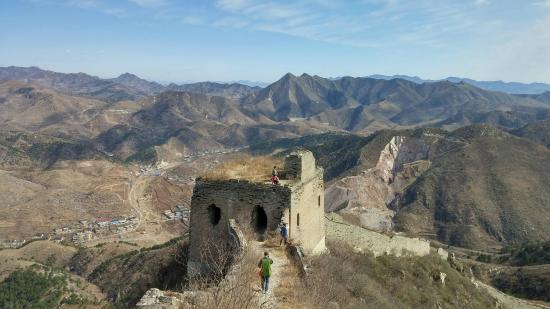 Qian'an, China: Baiyangyu Great Wall