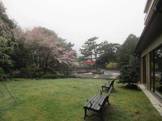 Utayu no Yado Atami Shiki Hotel: 庭園