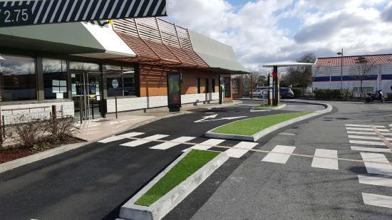 Eysines, Frankrijk: McDonald's