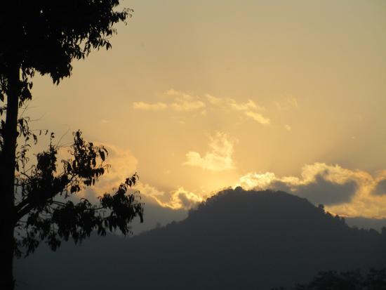 Lake View Nest: Sunset
