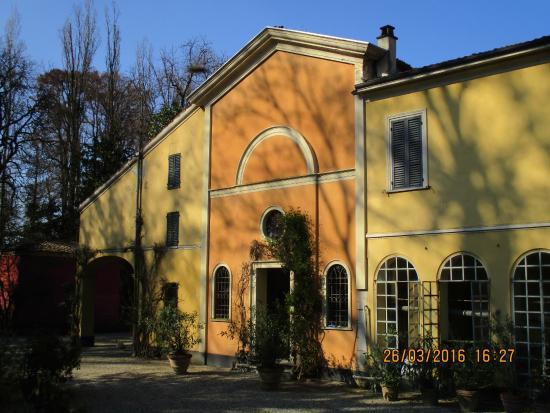 Villa Sant Agata Piacenza