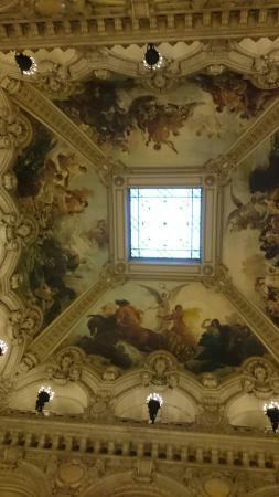 Paris, Fransa: Opera Garnier
