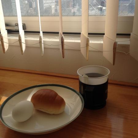 Hotel Famy Inn Kinshicho: 朝食 一例