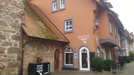 Stadtcafe am Storchenturm