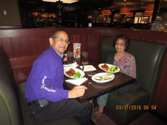 Lakewood, NJ: Dinner at Ruby tuesday