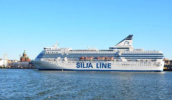 Silja Line - Picture of Tallink and Silja Line - Cruises, Helsinki - TripAdvisor