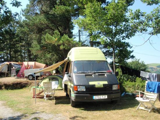 Camping Itxaspe: Camping