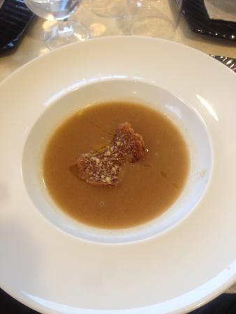 Hotel Nautilus : la zuppa di cipolle
