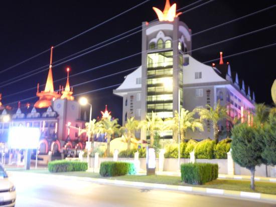 Bilde fra Side Crown Palace